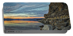 Sunset Cave Rock 2015 Portable Battery Charger