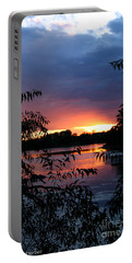 Sunset Cove Portable Battery Charger
