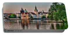Sunset Cruise Prague Portable Battery Charger