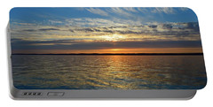 Sunset Dream  Portable Battery Charger by Lyle Crump