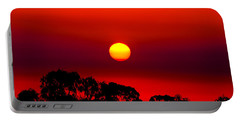 Sunset Dreaming Portable Battery Charger