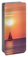 Sunset Dreams Portable Battery Charger