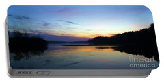 Sunset Florida Seascape Inlet 139a Portable Battery Charger