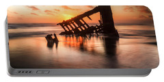 Sunset Glow 0016 Portable Battery Charger