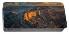 Sunset Grand Canyon 7r2_dsc1788_08132017 Portable Battery Charger