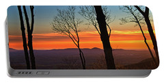 Sunset Hues Portable Battery Charger