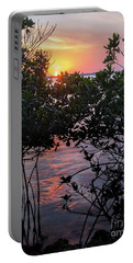 Sunset, Hutchinson Island, Florida  -29188-29191 Portable Battery Charger
