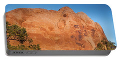 Sunset In Arches National Park Portable Battery Charger