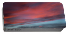 Sunset In Capital Reef  Portable Battery Charger