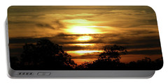 Sunset In Carolina Portable Battery Charger