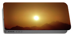 Sunset In Egypt 7 Portable Battery Charger