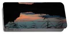 Sunset In September Portable Battery Charger