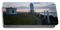 Sunset In Tacoma Portable Battery Charger