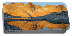Sunset In The Enchantments Portable Battery Charger