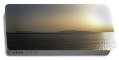 Sunset In Trapani Portable Battery Charger