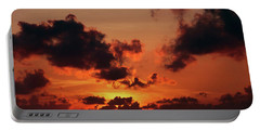 Portable Battery Charger featuring the photograph Sunset Inspiration by Jenny Rainbow