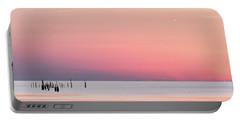 Sunset Landscape Portable Battery Charger