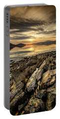 Sunset, Loch Lochy Portable Battery Charger