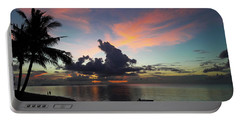 Sunset Lovers Portable Battery Charger