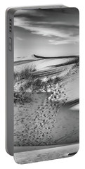 Sunset On The Dunes Portable Battery Charger