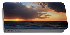 Sunset On The Pacific Portable Battery Charger