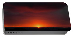 Sunset Over Grand Canyon Portable Battery Charger