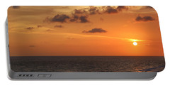 Sunset Panama City Florida Portable Battery Charger