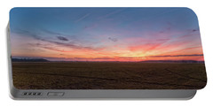 Sunset Pastures Portable Battery Charger