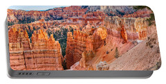 Portable Battery Charger featuring the photograph Sunset Point Tableau by John M Bailey