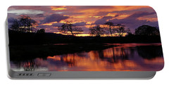 Sunset Reflections Portable Battery Charger