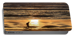 Sunset Rider Portable Battery Charger