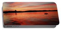 Sunset Row Portable Battery Charger