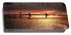 Sunset Sail - Bermuda Portable Battery Charger