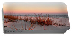 Sunset Sea Oats  Portable Battery Charger