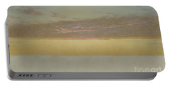 Sunset Sky, 1872 Portable Battery Charger