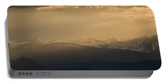 Portable Battery Charger featuring the photograph Sunset Softness by Colleen Coccia