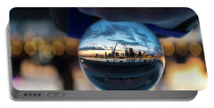 Sunset St. Louis II Portable Battery Charger