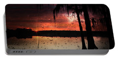 Sunset Storms Portable Battery Charger