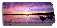 Sunset Supper Portable Battery Charger