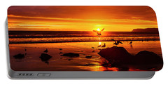 Sunset Surprise Portable Battery Charger