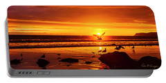 Sunset Surprise Pano Portable Battery Charger