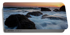 Sunset Tidal Surge Portable Battery Charger