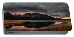 Sunset Underglow Portable Battery Charger