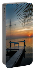 Sunset Villa Portable Battery Charger