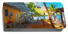 Sunset Villas Patio Portable Battery Charger