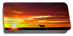 Sunset Watcher Portable Battery Charger