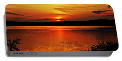 Sunset Xxiii Portable Battery Charger