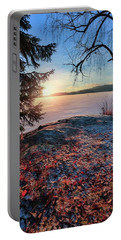 Sunsets Creates Magic Portable Battery Charger by Rose-Marie Karlsen
