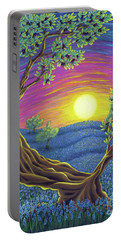 Sunsets Gift Portable Battery Charger