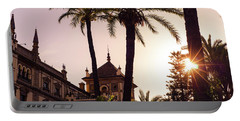 Sunsets Of Seville  Portable Battery Charger